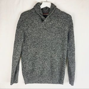 American Eagle Athletic Fit Wool Blend Sweater S